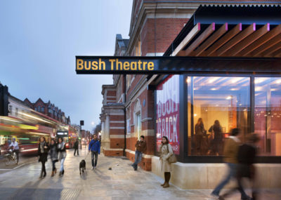 BUSH THEATRE [SLIVER]